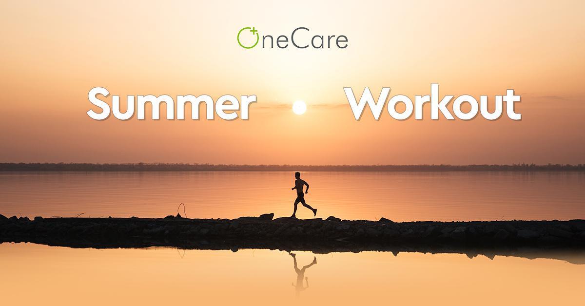 Γυμναστική το καλοκαίρι; Θέλει τρόπο, όχι κόπο!