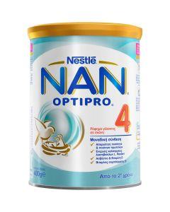 Nestle Nan 4 Optipro, 400gr