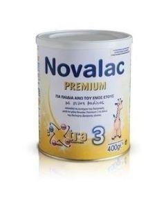 Novalac Premium 3, Γάλα από Ενός Έτους 400gr