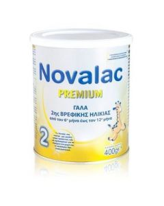 Novalac Premium 2, 400gr