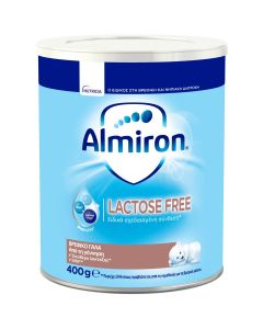 Nutricia Almiron Lactose Free, 400gr