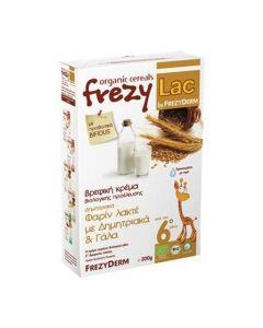 Frezyderm Frezylac Bio Cereal Φαριν Λακτε -Δημητριακά Γαλα 200gr