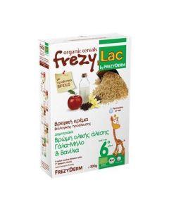 Frezyderm Frezylac Bio Cereal ΒΡΩΜΗ-ΓΑΛ-ΜΗΛ-ΒΑΝ 200gr