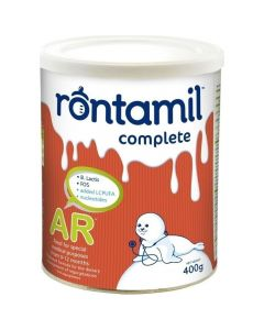 Rontamil Complete AR, Ειδικό Γάλα για την Αντιμετώπιση των Αναγωγών 400gr