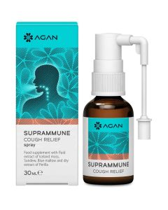Agan Suprammune Cough Relief, 30ml
