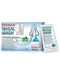 Otosan Nasal Wash Φάκελα με φυσιολογικό ορό, 30 τμχ