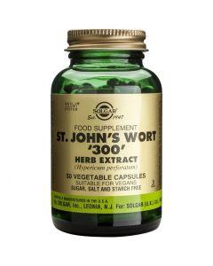 Solgar SFP St. John's Wort Herb Extract, 50caps