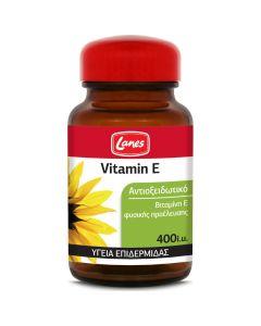 Lanes Vitamine E 400iu, 30caps