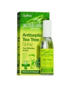 Optima Australian Tea Tree Antiseptic Spray, 30 ml