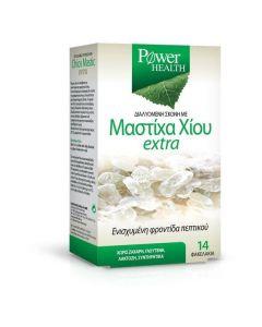 Power Health Μαστίχα Χίου Extra Διαλυόμενη Σκόνη, 14φακελάκια