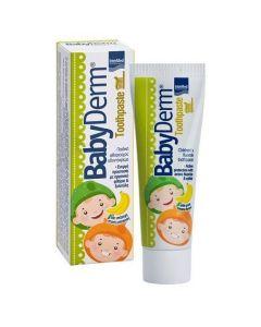 Intermed Babyderm Toothpaste, 50ml