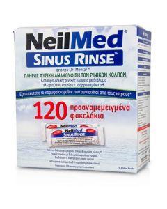 NeilMed Sinus Rinse Ανταλλακτικά, 120 φακελάκια