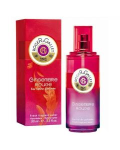 Roger & Gallet Gingembre Rouge Fresh Fragrant Water, 30ml