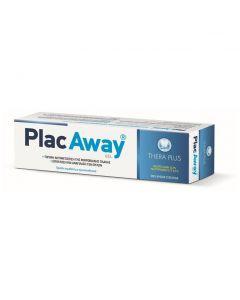 Plac Away Thera Gel Συμβάλλει στον αποτελεσματικό & ταχύ έλεγχο της μικροβιακής πλάκας στα δόντια, ούλα & περιεμφυτεματικούς ιστούς 35g