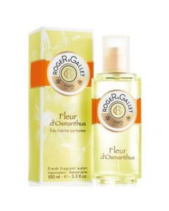 Roger & Gallet Fleur d'Osmanthus Fresh Fragrant Water, 100ml
