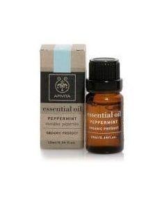 Apivita Essential Oil Peppermint, 10ml