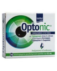 Intermed Optonic Eye Drops, 10ampx0.5ml