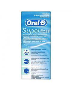 Oral-B Super Floss, 50m