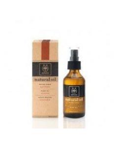 Apivita Natural Oils Φυτικό Έλαιο με Αμύγδαλο. 100ml