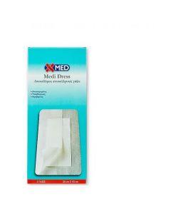 X-MED Χ-ΜΕD Medi Dress 10Χ25 cm, 3τμχ