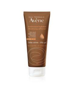 Avene Soins Solaires Autobronzant Hydratante Gelle Satine Ενυδατικό Αυτομαυριστικό, 100ml