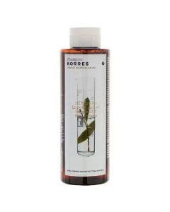 Korres Σαμπουάν με Δάφνη και Echinacea κατά της Πιτυρίδας και της Ξηροδερμίας, 250ml