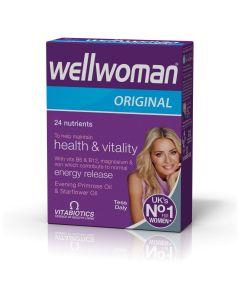 Vitabiotics Wellwoman Original, 30tabs