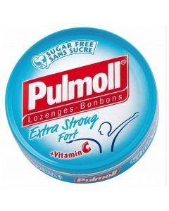 PULMOLL Καραμέλες Extra Strong & Βιταμίνη C, 45gr