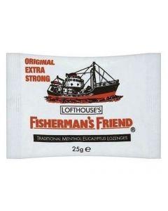 Fisherman's Friend Traditional Καραμέλες Μινθόλης & Ευκαλύπτου, 25gr