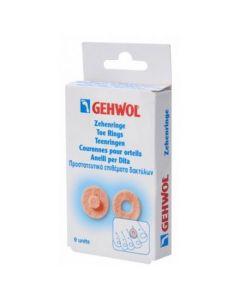 Gehwol Toe Ring Round, Στρογγυλός Προστατευτικός Δακτύλιος 9τμχ