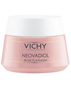 Vichy Neovadiol Rose Platinium Κρέμα Ημέρας 60+ για Ώριμες & Θαμπές Επιδερμίδες, 50ml