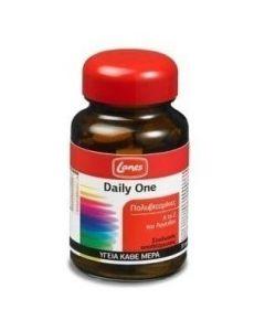 Lanes Daily One, Πολυβιταμίνη A to Z, Λουτεϊνη & μετάλλα, 30 tabs