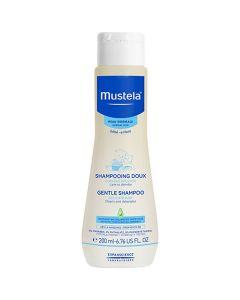 Mustela Gentle Shampoo Βρεφικό-Παιδικό Σαμπουάν με Εκχύλισμα Χαμομηλιού, 200ml