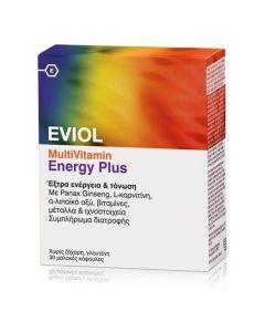 Eviol MultiVitamin Energy Plus, 30 caps