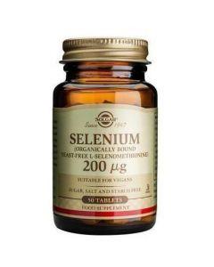 Solgar Selenium 200μg, 50tabs