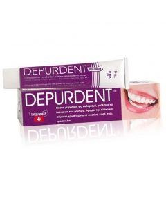 Emoform Depurdent Ειδική Οδοντόκρεμα για λεύκανση των δοντιών, 50ml