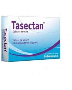 Galenica Tasectan 500mg, 15caps