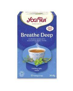 Yogi Tea Breathe Deep, 17φακελάκια