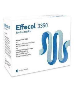 Effecol 3350 Epsilon Health(Box Of 12 Sachets)
