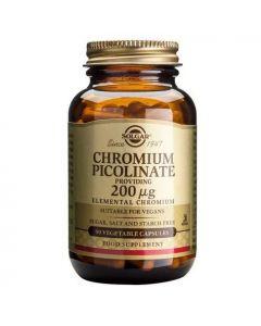Solgar Chromium Picolinate 200mg, 90caps