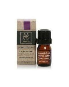 Apivita Essential Oil Juniper, 5ml