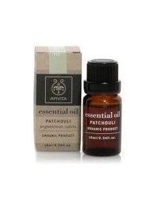Apivita Essential Oil Patchouli, 10ml