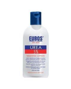 Eubos Washing Lotion, Λοσιόν Καθαρισμού Urea 5%, 200ml