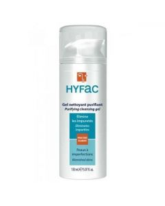 Biorga Hyfac Gel Nettoyant, 150ml