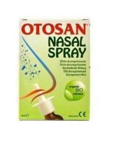 Otosan Nasal Spray Υπέρτονο Αποσυμφορητικό Μύτης με Θαλασσινό Νερό, 30ml