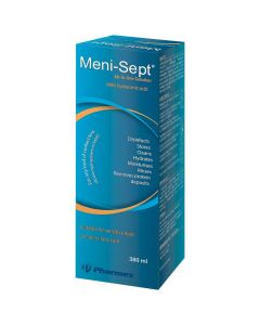 Meni Sept All-In-One Διάλυμα Καθαρισμού Για Φακούς Επαφής, 380ml