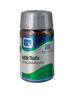 Quest Milk Thistle 150mg Extract, 60tabs