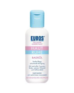 Eubos Baby Bath Oil, 125ml