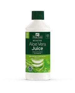 Optima Aloe Vera Juice Maximum Strength, 1Lt