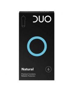 DUO Premium Natural, 6τμχ